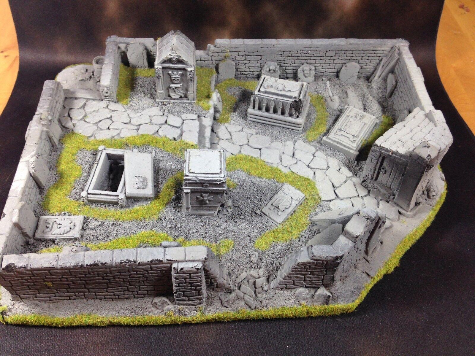 Warhammer fantasy aos alter sigmar zwerg - berg - hochburg