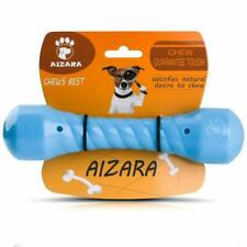 Indestructible Dog Chew Toys for Aggressive Chewers Tough Rubber Bone Toy