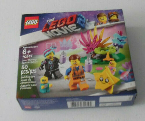 LEGO The Movie 2 Good Morning Sparkle Babies 70847 50 Piece Building Set Toy Kit