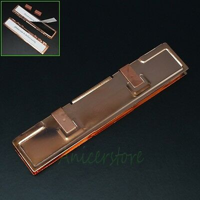 Copper Heat Sink Shim Heatsink Spreader Cooler For DDR DDR2 RAM Memory Cooling