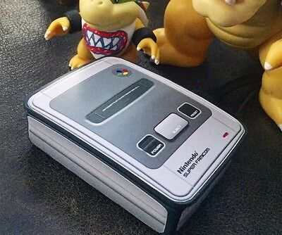 Retropie Raspberry Pi 3 Mini Retro Games Console Choice Of Case NES SNES PS1 etc