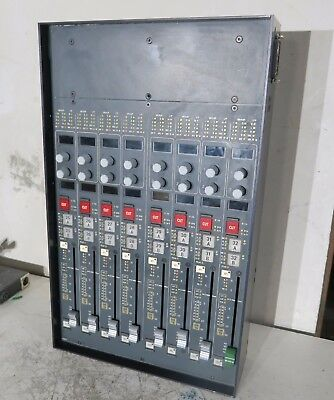alpha Inventive Calrec Ic5524 Fader Bank For Digital Sound Mixers Audio For Video Video Production & Editing