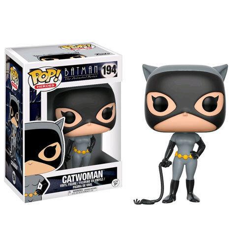 Vinyl Figure NEW Funko Catwoman Pop Batman The Animated Series