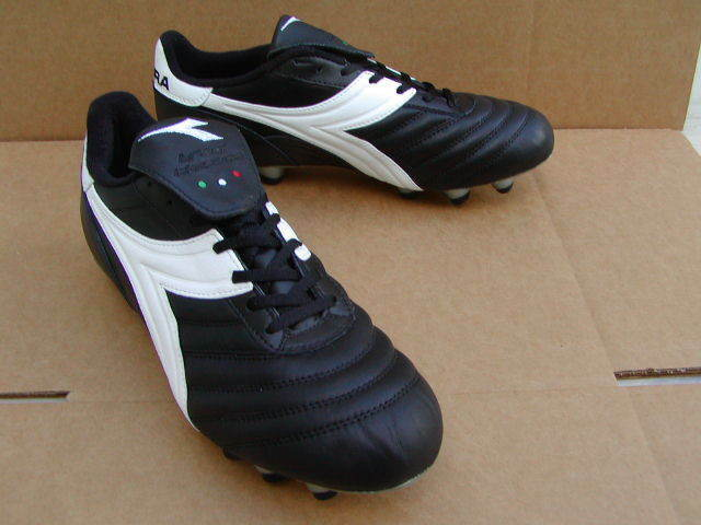 DIADORA BRASIL CLASSICO SOCCER CLEATS 143871-C641  SZ 12H  NEW W O BOX FAST SHIP