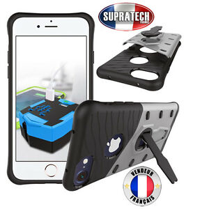 Coque-de-Protection-Argent-Rigide-Renforce-Anti-Choc-pour-Apple-iPhone-7