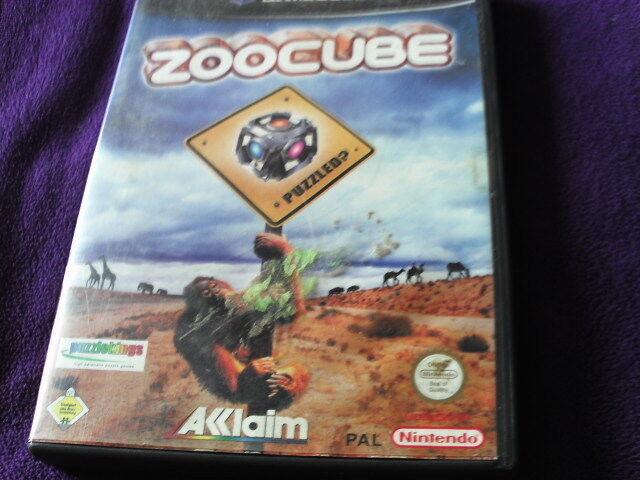 ZooCube Puzzled?  für Nintendo GameCube, ohne Altersbeschränkung