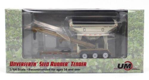 2020 SpecCast 1:64 *UNVERFERTH* 3755XL Seed Runner Tender Tandem Axle *NIB!*