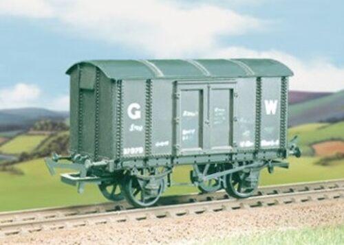 OO wagon kit - GWR Iron Mink A (perishables, gunpowder) - Ratio 563 free post