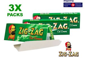 3-Packs-Zig-Zag-Green-Rolling-Papers