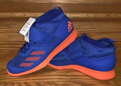 pesas Power Men Blue 175 de Rk Blue Adidas levantamiento 'Us para Naranja Zapatos Bb6360 Crazy 5c66BnP0