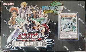 Yu-Gi-Oh-Coffret-Collection-Legendaire-5D-039-S-Francais-Scelle-Neuf