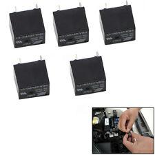 10Pcs SRA-5VDC-CL DC5V 20A PCB General Purpose Relay 5 Pins SRA-05VDC-CL New