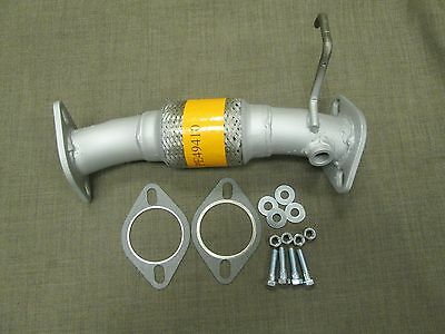 DIRECTFIT FRONT FLEX WITH CATALYTIC CONVERTER FOR 2002-2004 HYUNDAI SONATA 2.4L