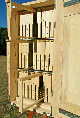 Beekeeping  Equipment National Slovenian AZ beehive 20-frames with feeder