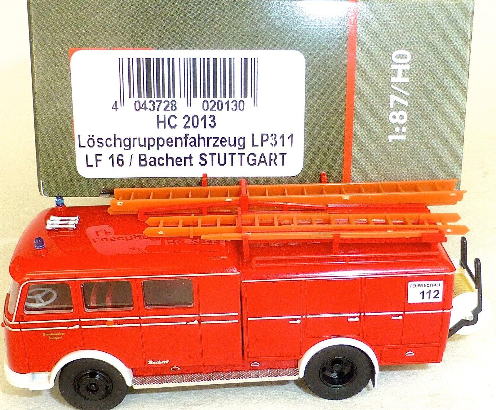 Disfruta de un 50% de descuento. Vehículo de Lucha Lucha Lucha contra el Fuego Lp311 Lf16 Bachert Stuttgart Heico Hc2013  seguro de calidad