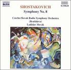 Shostakovich: Symphony No. 8 (CD, Feb-1994, Naxos (Distributor))