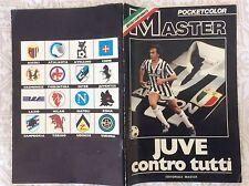 PRESENTAZIONE CAMPIONATO CALCIO SERIE A 1984 - 85 ALMANACCO ANNUARIO SPECIALE