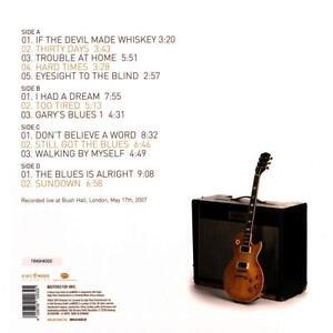 GARY-MOORE-LIVE-AT-BUSH-HALL-2007-LIMITED-VINYL-EDITION-2-VINYL-LP-CD-NEU