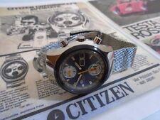 Citizen Cronógrafo Calibre 8110 Automático Garantia NF