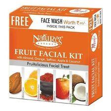Nature's Essence Mini Fruit Facial Kit - 56 gm Deep cleansing,soft, glowing skin