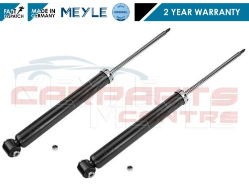 FOR PEUGEOT 307 1.4 1.6 2.0 HDI REAR SHOCK ABSORBERS SHOCKERS MEYLE GERMANY NEW