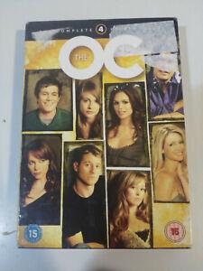 The Oc The Complete Fourth 4 Season - 5 X DVD English Regione 2 - Am