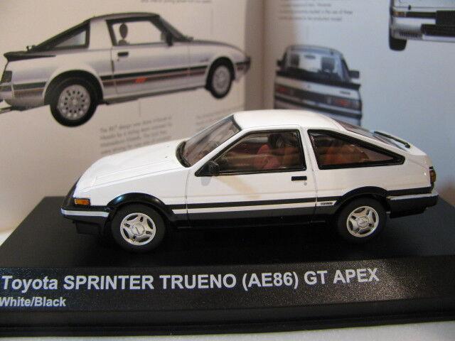 1 43 Kyosho Toyota Sprinter Trueno AE86 GT APEX diecast