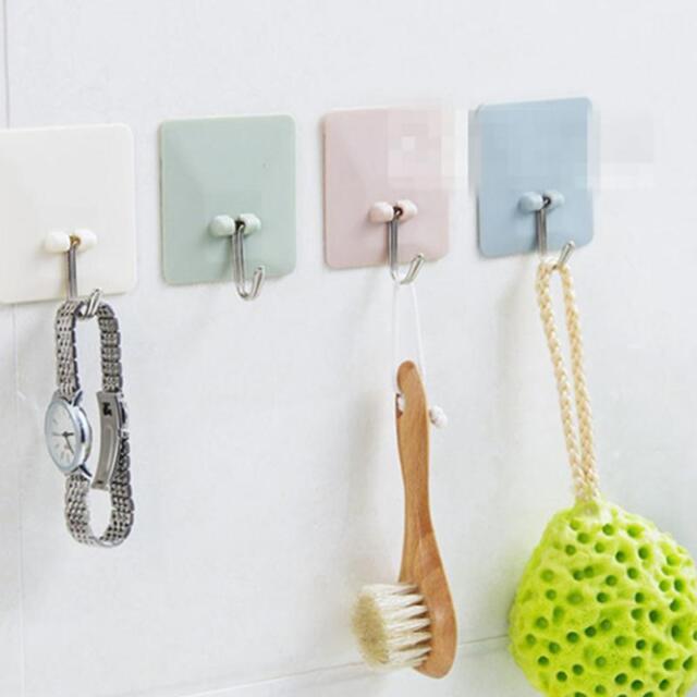 Kes Kitchen Towel Hooks Self Adhesive