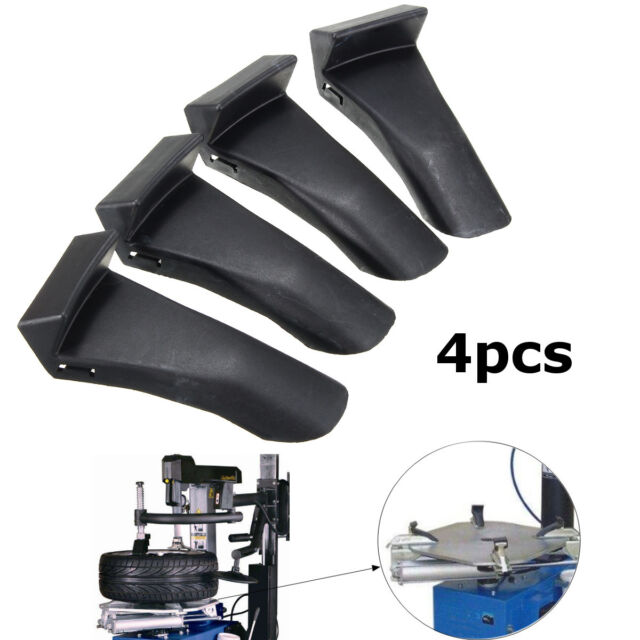 4pcs Coats Tire Changer Clamping Jaw Cover Wheel Plastic Protector For 9010
