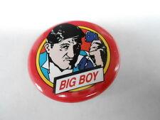 VINTAGE PINBACK BUTTON #75- 080 - DICK TRACY - BIG BOY