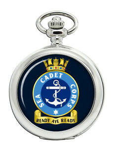 Meer-Cadet-Korps-Pocket-Watch