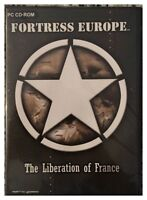 Fortress Europe (pc, 2001) Brand Sealed - Free U.s. Shipping - Nice