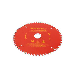 150mm-Carbide-Tipped-Circular-Saw-Blade-For-Wood-Cutting-60-Tooth-Woodworking