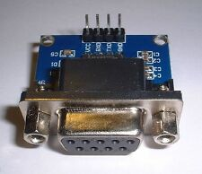 MAX3232 RS232 to TTL Serial Port Converter Module  UK stock