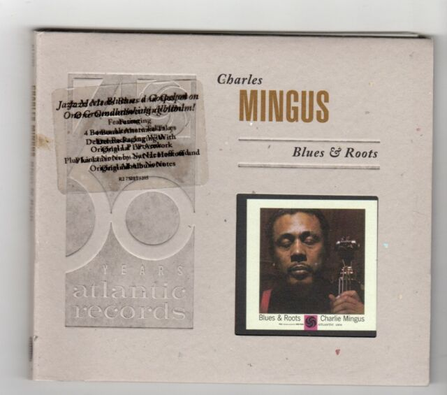 (IM857) Charles Mingus, Blues & Roots - 1998 CD