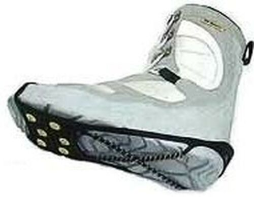 Shoe Dual Traction Anti Slip Walk Run Ice /& Snow Grabbers Xl