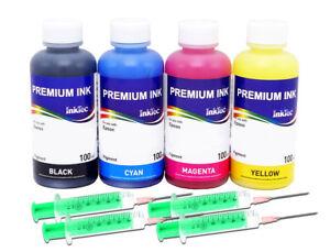 400ml-INKTEC-Refill-Tinte-Nachfuelltinte-fuer-Epson-T2791-T2712-T2713-T2714-T-27-9