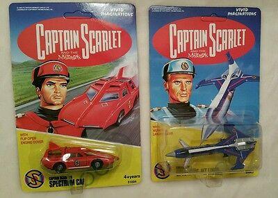 Vivid Imaginations Captain Scarlet SPECTRUM CAR NM
