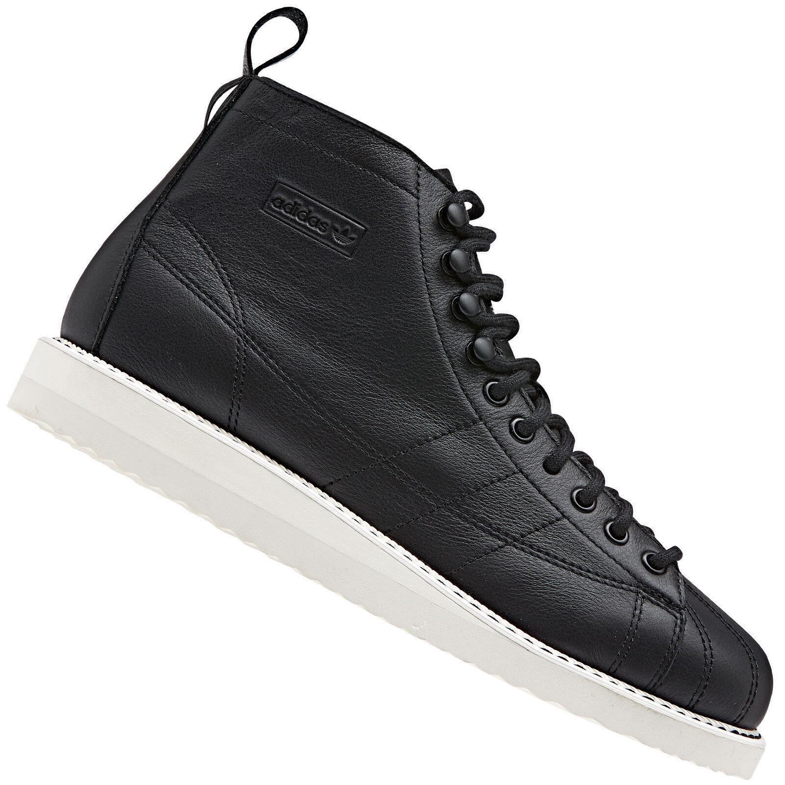 Adidas Originals SUPERSTAR démarrage Femmes Hiver Chaussures D'Hiver bottes Chaussure Chaussure Chaussure Lacée NEUF 1a2ad8