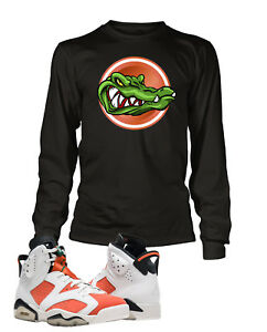 Tee Shirt To match AIR JORDAN 6 GATORADE Shoe Men s Tee Graphic ... 459452d0c