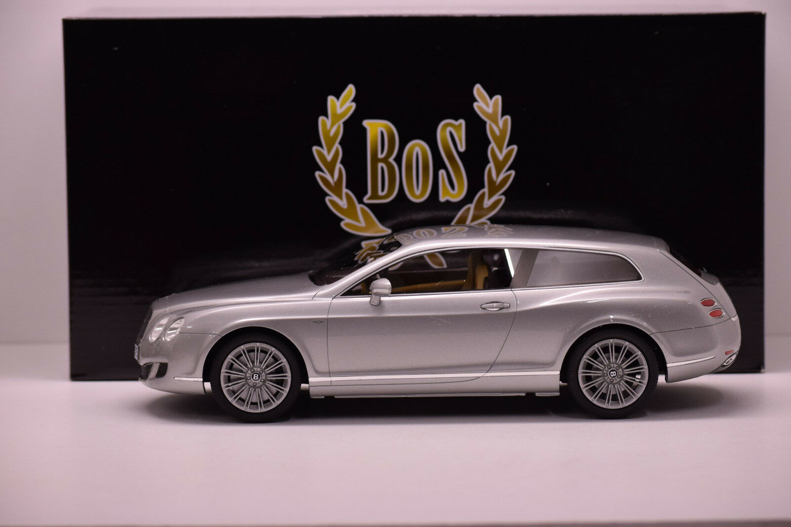 Bentley flying star touring bos 1 18 new in box
