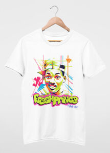Will Smith 90s Shirt kto The Fresh Prince of Bel-Air Graphic T-Shirt