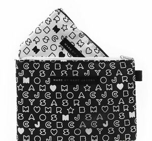 New-Marco-By-Marc-Jacobs-Makeup-Case-Bag-Set-2-bags