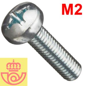 lote-20pcs-Tornillo-acero-M2-16mm-cabeza-Philips-Arduino-prototipos-PCB