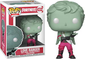 Fortnite Funko POP Videogiochi Games 432 Love Ranger