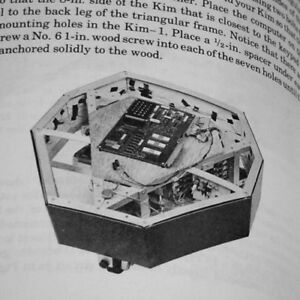 1978-Build-a-Computer-Controlled-Robot-w-KIM-1-AIM-65-SBC-6502-Microprocessor