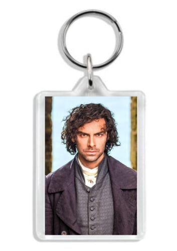 Keyring Bag Tag *Great Gift* Poldark Aidan Turner 002