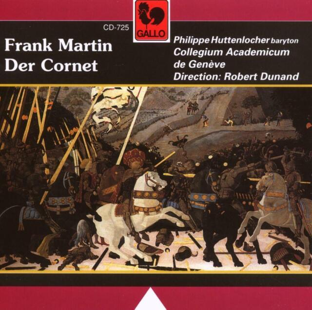 Dunand - Der Cornet. D apres le poeme de R.-M. Rilke