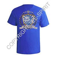 Zinedine Zidane Legend Mens France Football World Cup T-Shirt T166