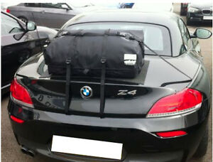 Bmw Z4 Luggage Set Fitted Suitcases E89 Model Boot Bag Ebay